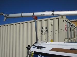 head of mast