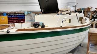 Sage 17 deck hardware installation.