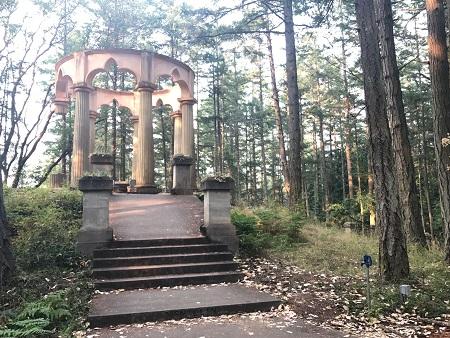 roche harbor mausoleum