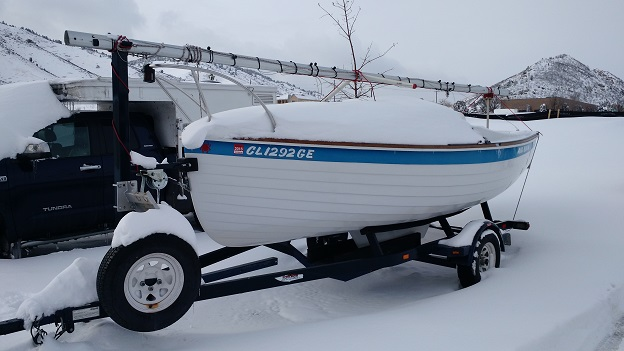 snow covered Sage 17